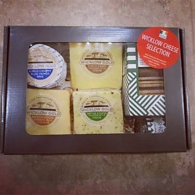 Original cheese box