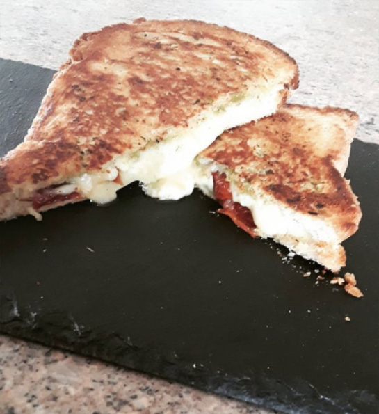 Grilled Cheese Sambo